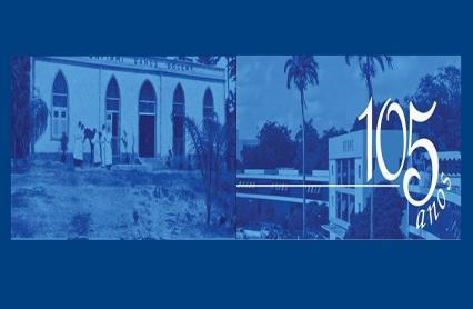 imagem dos 105 anos